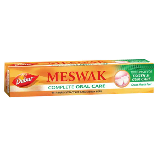 Dabur meswak toothpaste 200gm price in bangladesh