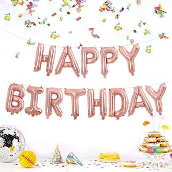 Best foil banner | happy birthday balloon banner price in bd
