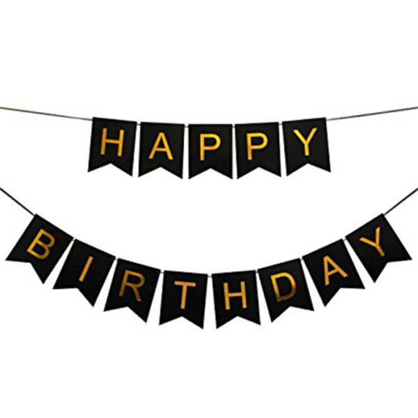 Happy Birthday Banner | Buy birthday Party decoration items in bd