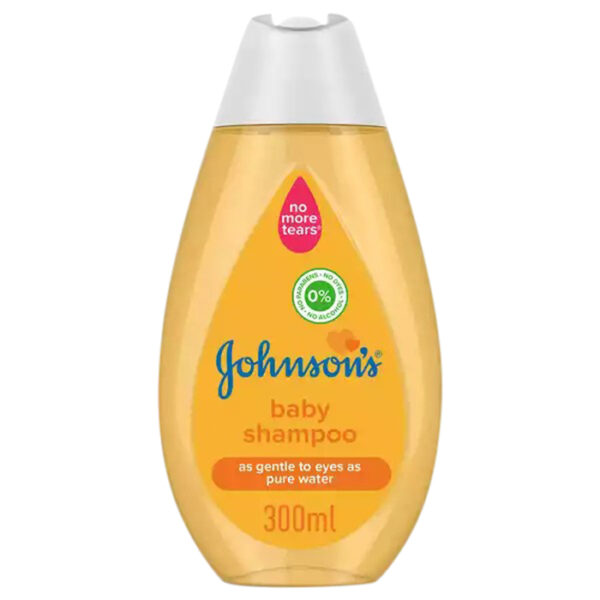 Johnson's Baby Shampoo 300ml | baby shampoo price in bd