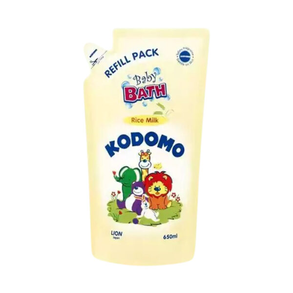 Kodomo Bath Rice Milk 650ml