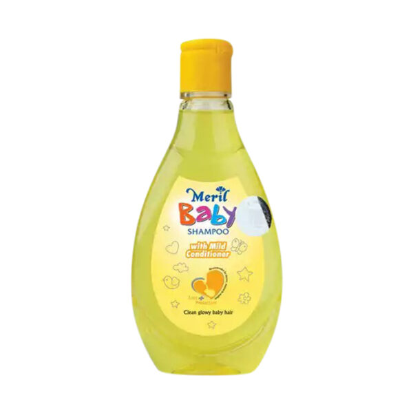 Meril Baby Shampoo 110ml | Baby shampoo price in bangladesh