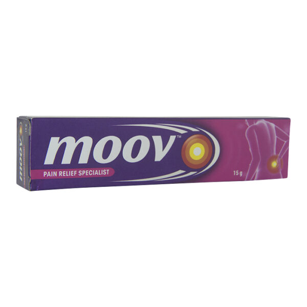 Moov Pain Relief Cream 15gm | Buy pain relief cream online in bangladesh