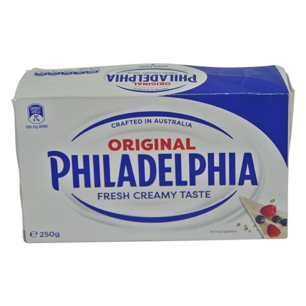 Philadelphia Cream Cheese 250g | cream cheese price in bd