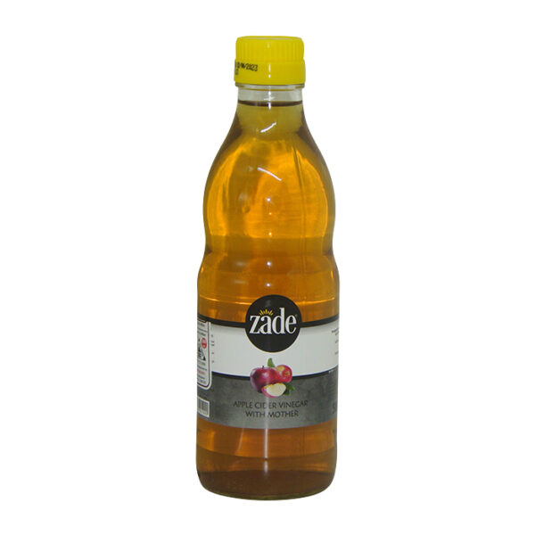 Zade Apple Cider Vinegar with Mother 500ml| apple cider vinegar price in bd