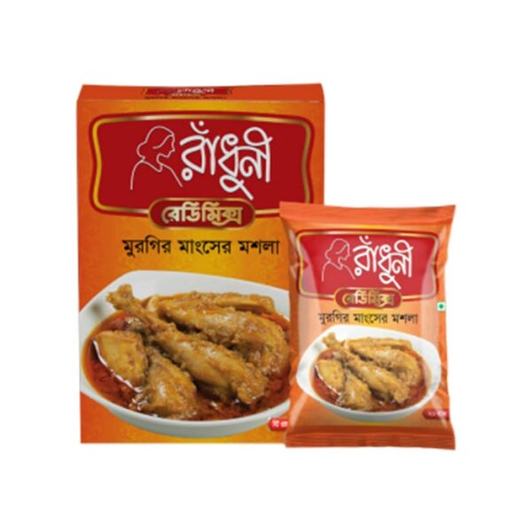 Radhuni Ready Mix Murgir Mangsher Mosla