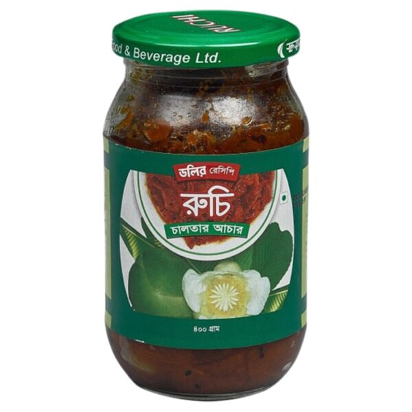 Ruchi Chalta Pickle 400gm