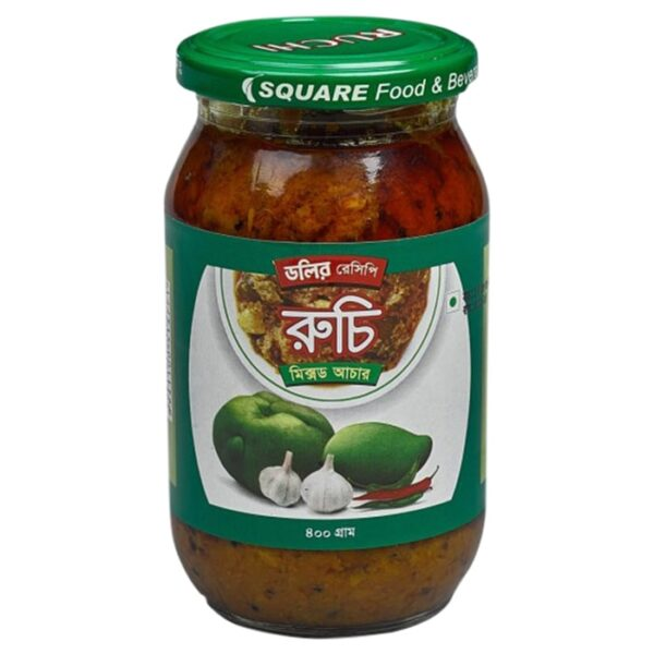 Ruchi Garlic Pickle 400gm