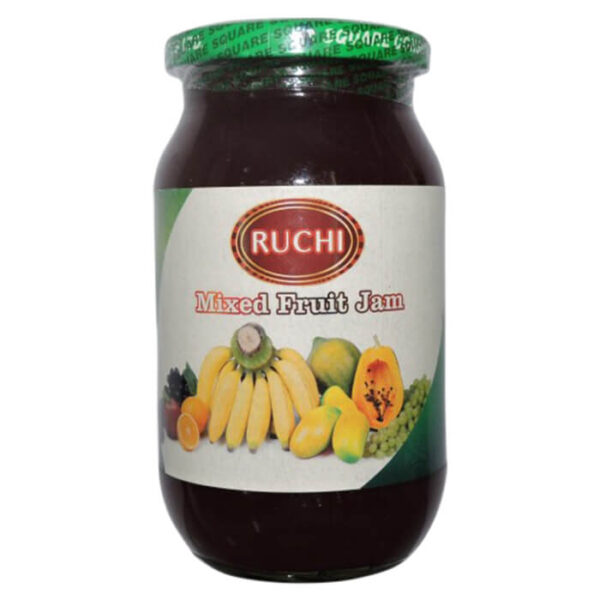 Ruchi Mixed fruit jam 480g