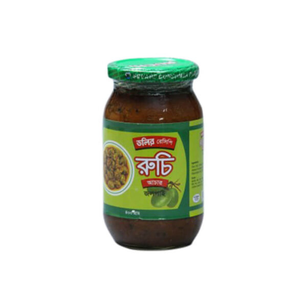 Ruchi Olive Pickle 400gm