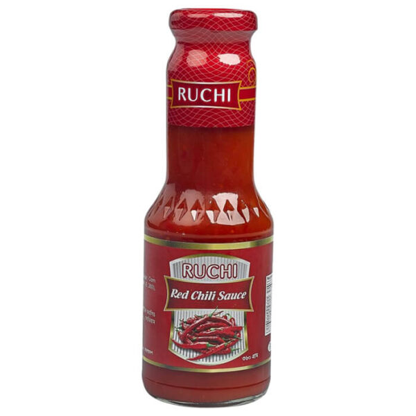 Ruchi Red CHilli Sauce 340g