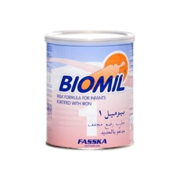 Biomil 1 formula milk powder 400gm