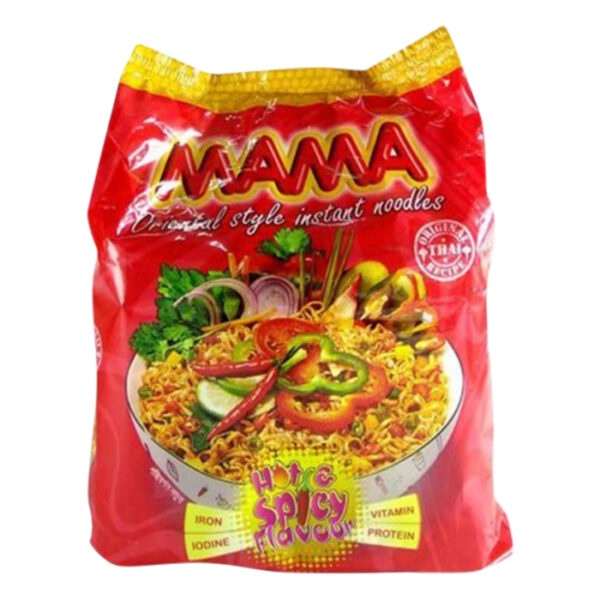 Mama Hot & spicy flavor oriental