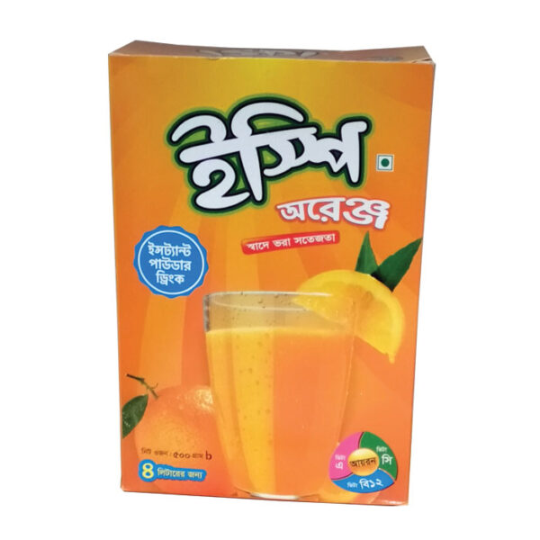 ispi instant drinking powder orange 500gm price in bangladesh