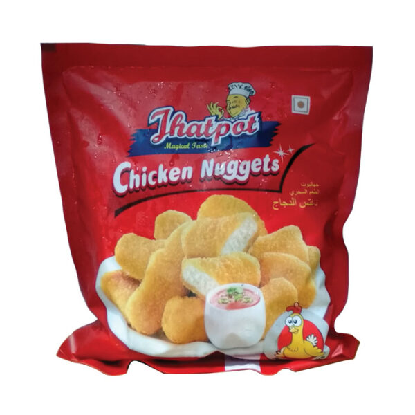 Jhatpat Chicken Nuggets